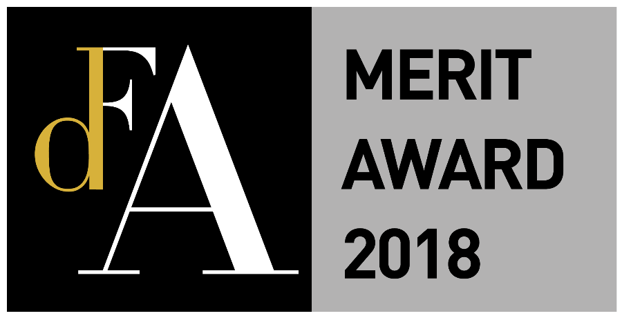 DFA Design for Asia Awards 2018 - Merit Award